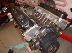 ZZ4 Motor neu roh