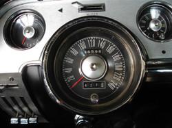 Tachometer Kmh 1