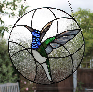 Hummingbird copper foil