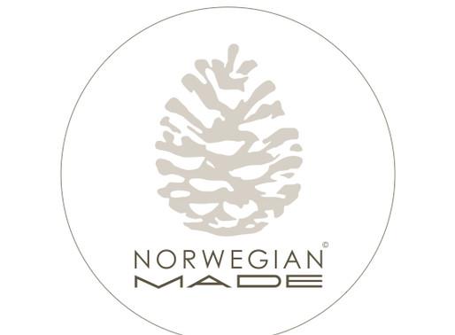 Ia Torgersen, en del av merkeordningen Norwegian Made