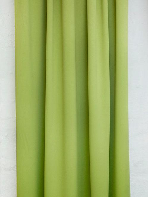 Design Blendik Ensfarget Grønn/Blå skala