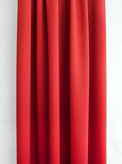 Design Blendik Ensfarget Rød/Lilla skala