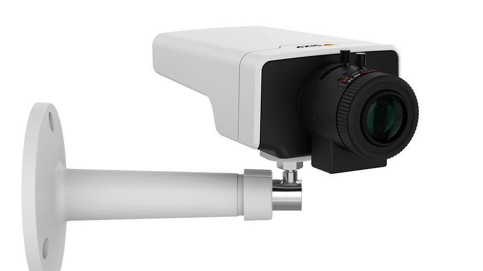 AXIS M1124, Plug&Play Kamera, innen, 1280x720 Tag/Nacht