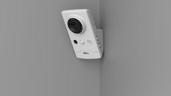 Netzwerk Kamera AXIS Companion Cube LW