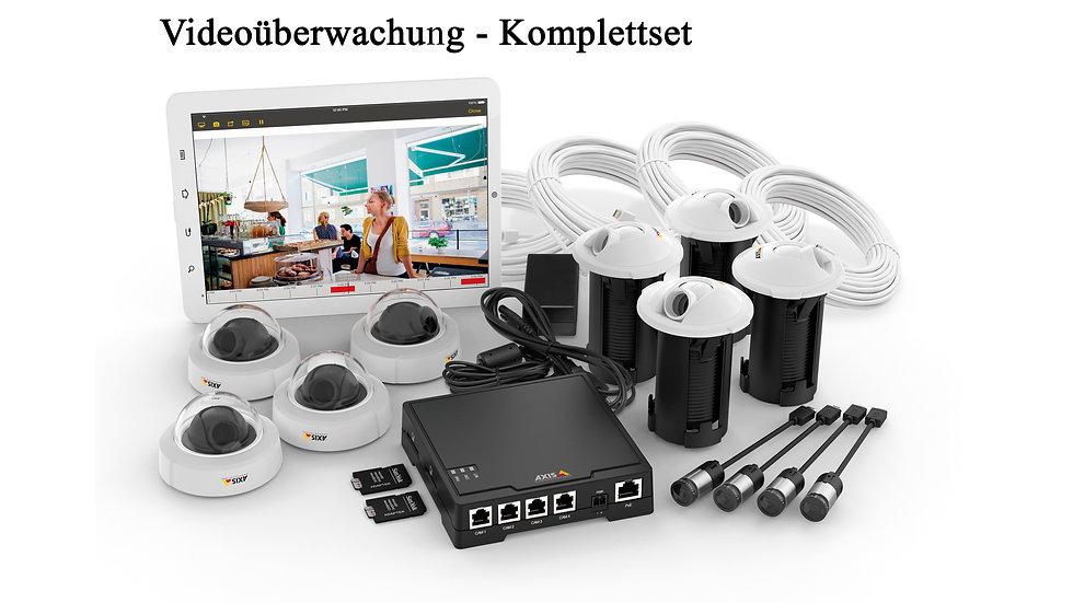F34 Surveillance System Video Server