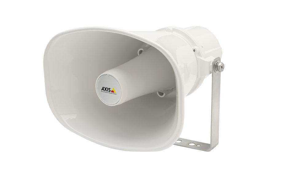 AXIS Netzwerk Lautsprecher, 7W, Mikrofon, PoE, Außen