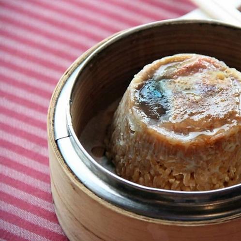 Glutinous Rice with Chicken (Halal), Loh Mai Kai