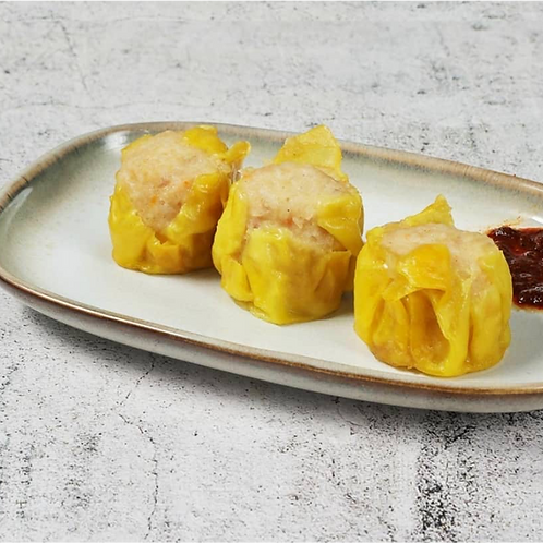 Siew Mai with Chicken Filling (Halal), 6 pieces per packet