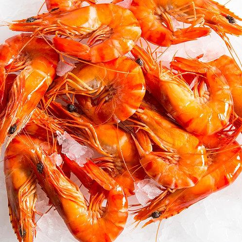 Cooked Tiger Prawns (熟虾)