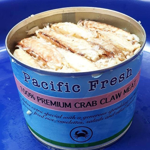 Pasteurized Crab Claw Meat (灌装螃蟹肉)