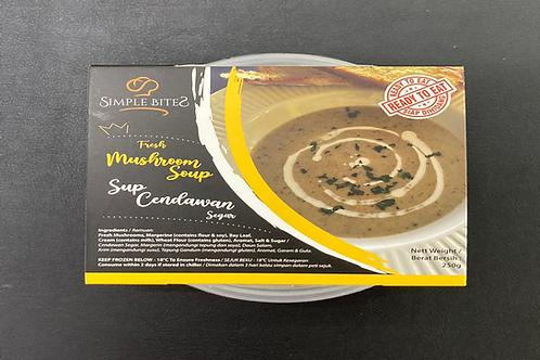 Premium Mushroom Soup, 250gm per box