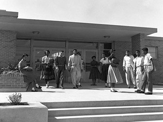 Old L.C. Anderson High School Closed 45 Years Ago, But East Austin Still Feels Its Absence.