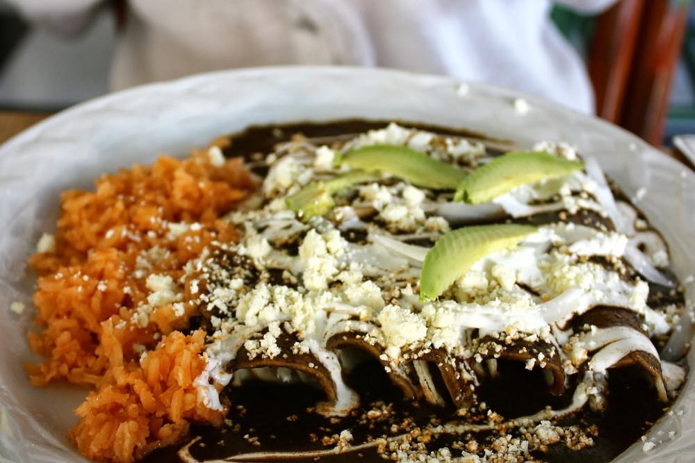 Chocolate Mole Enchiladas.jpg