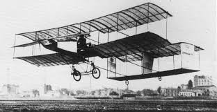 The First Powered Flight in South Africa
