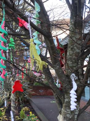 Christmas at Waitrose