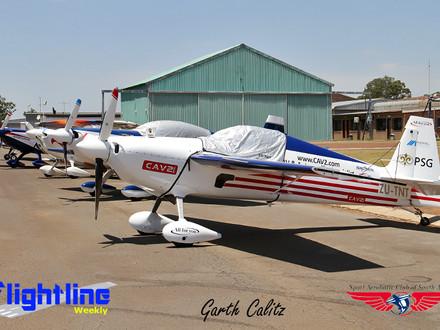 SAC Gauteng Regional Aerobatic Competition – Vereeniging
