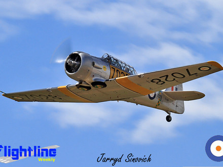 The SAAF Museum Flying Day