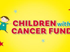 President John raises £1100 for Children With Cancer Fund (Polegate)