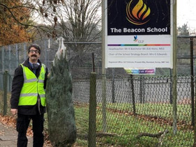 Christmas Trees Donated To Local Schools