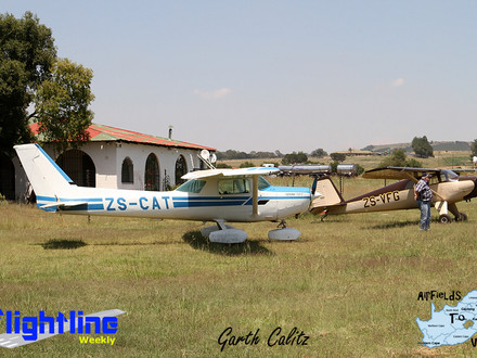 Circus Airfield- The Gem of the Vaal