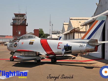 SAAF MUSEUM MONTHLY FLYING DAY