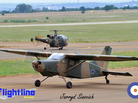 LAST SAAF MUSEUM FLYING DAY FOR 2017