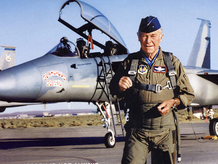 Chuck Yeager - The Man that Changed Aviation 73 years ago