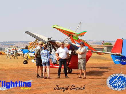Orient fly-in