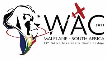 World Aerobatic Competition 2017 - Malelane
