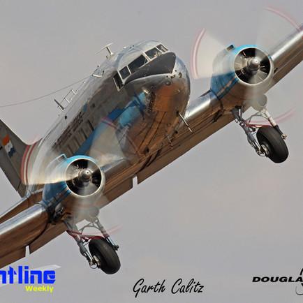 Douglas DC-3 Dakota Celebrates its 85 Birthday