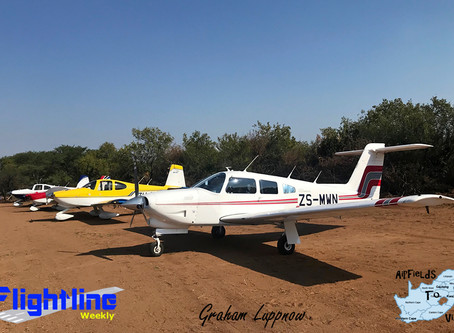 Aloe Bush Game Lodge Fly-In Weekend