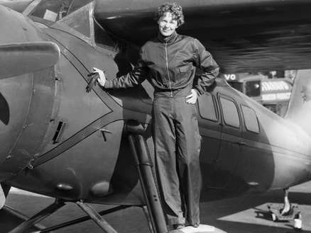 Amelia Earhart, More than Just a Downed Aviator