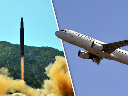 NORTH KOREAN MISSILES AND AVIATION