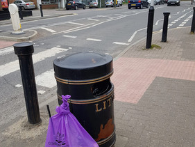 Clean Up Tadworth group praised for litter pick efforts