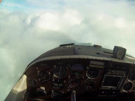Inadvertent VFR Flight into IMC Conditions