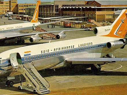 South African Airways – History of the Flying Springbok