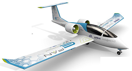 Airbus E-Fan The future of electric aircraft