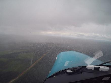 Inadvertent VFR Flight into IMC
