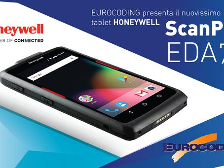 È arrivato il nuovissimo Tablet di Honeywell!