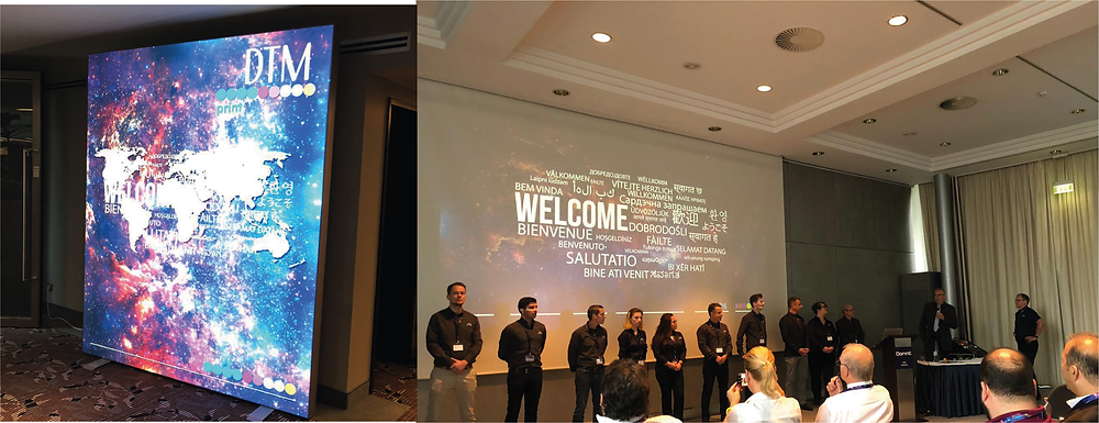 Eurocoding partecipa al Partner Meeting DTM Primera 2019