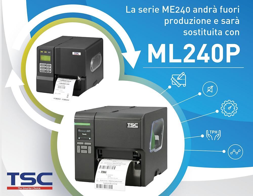 Eurocoding ME240 ML240P series TSC
