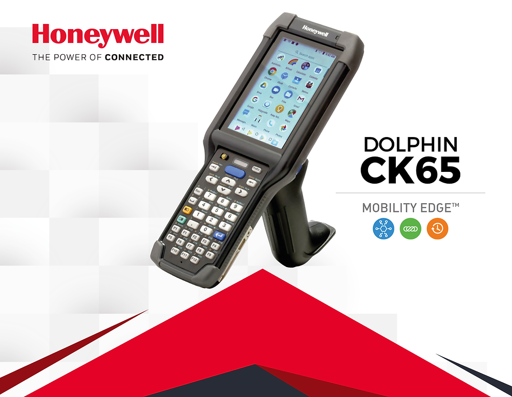 Eurocoding Honeywell Dolphin CK65 Mobility Edge