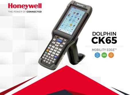 HONEYWELL CK65, IL SUCCESSORE DEI DOLPHIN CK3R E CK3X