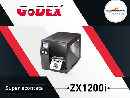 GODEX - Super Sconti sulla ZX1200i