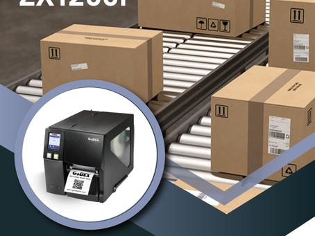 GoDEX ZX1200i: il top di gamma delle industriali GoDEX!