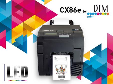 DTM CX86e -  Innovazione e Praticità