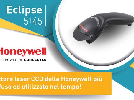 ECLIPSE 5145: il lettore laser di Honeywell più usato