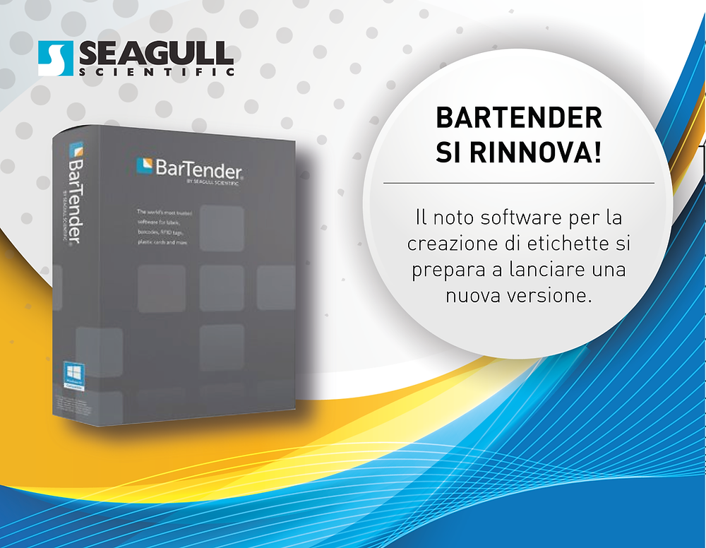 Eurocoding Seagull Scientific BarTender Software 2019