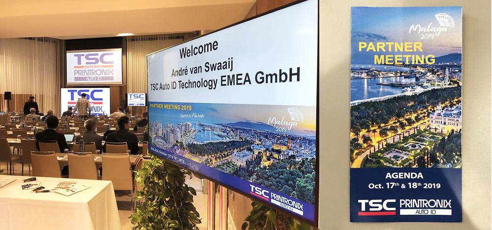 Eurocoding partecipa al Partner Meeting di TSC a Malaga