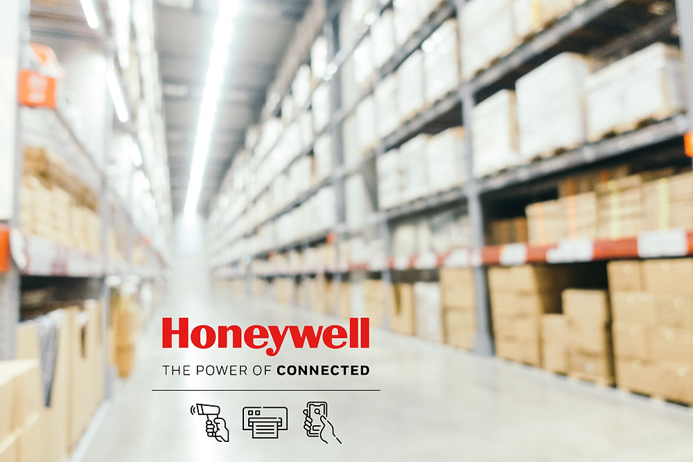 Magazziono warehouse honeywell
